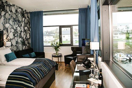 Ulsteinvik, Norvegia: Guest room