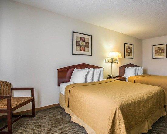 Peru, إلينوي: Guest room