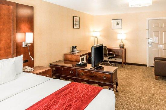 Red Bluff, Californien: Guest room