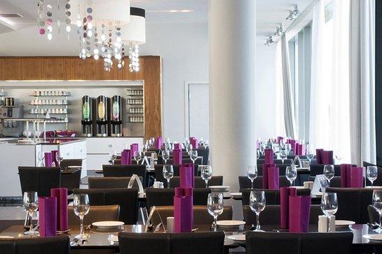 Clarion Hotel Bergen Airport: Restaurant