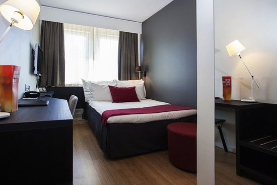 Clarion Hotel Gillet: Guest room