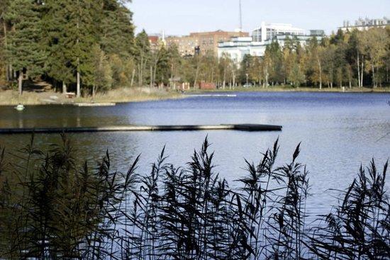 Handen, Svezia: Exterior