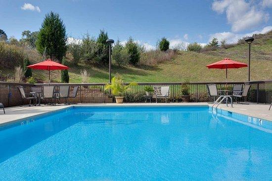 Hampton Inn Staunton : Pool