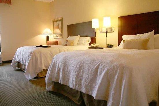 Hampton Inn Staunton : Guest room