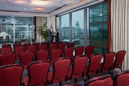 Clayton Hotel Cork City: Meeting room