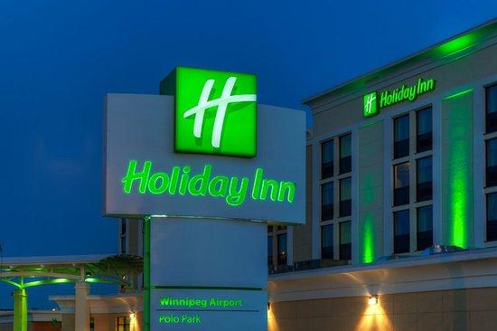 Holiday Inn Winnipeg Airport - Polo Park: Exterior