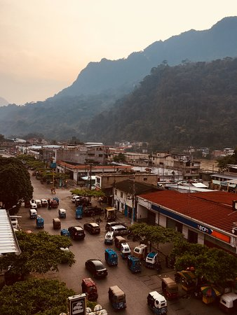 Tingo Maria National Park, เปรู: Same view from the hotel