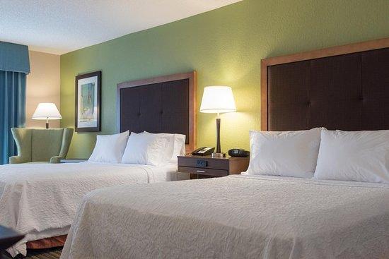Brooksville, فلوريدا: Guest room