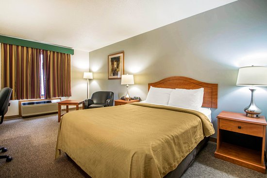 Tomah, WI: Guest room