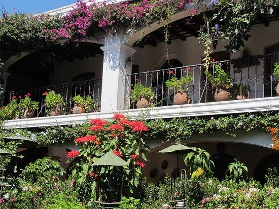 Santo Tomas Hotel: Galerias