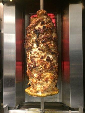 Farm Grill: chichen shawarma