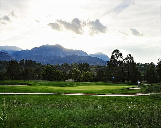 Cheyenne Mountain Resort Colorado Springs, A Dolce Resort: Golf course