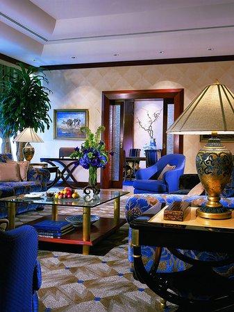 Al Faisaliah Hotel : Suite