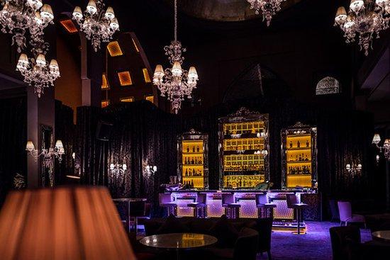 Palais Namaskar: Bar/Lounge