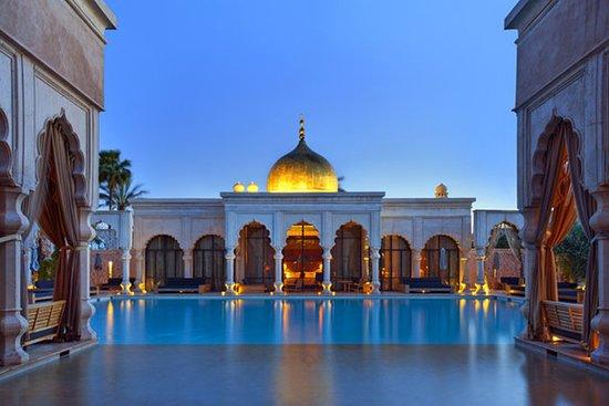Palais Namaskar: Pool