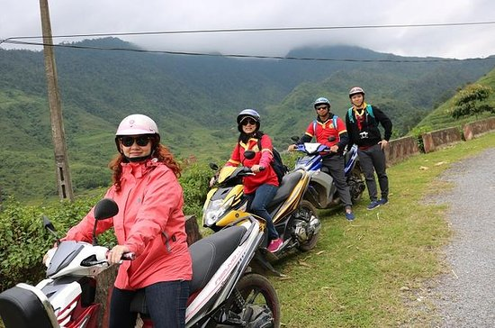Sapa Motorbike Full Day Tour