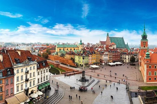 CLASSIC WARSAW WALKING TOUR: Old and ...