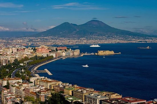 NAPLES departure from ROME with DRIVER, LUNCH AND PRIVATE GUIDE