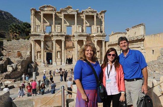 Höjdpunkter i Ephesus Tour från Izmir ...