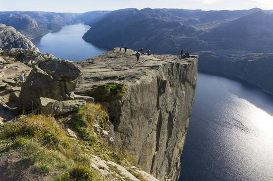 Oslo nach Pulpit Rock - Mission Impossible 6 Ortsausflug
