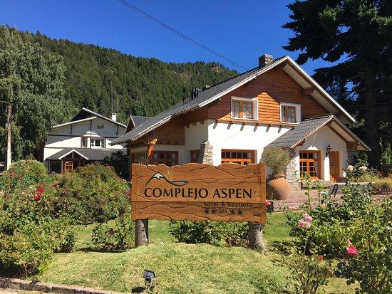 Complejo Aspen: Vista exterior