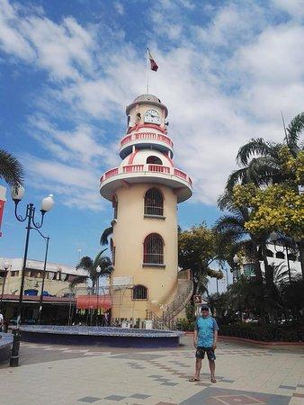 Parque Central El Algarrobo