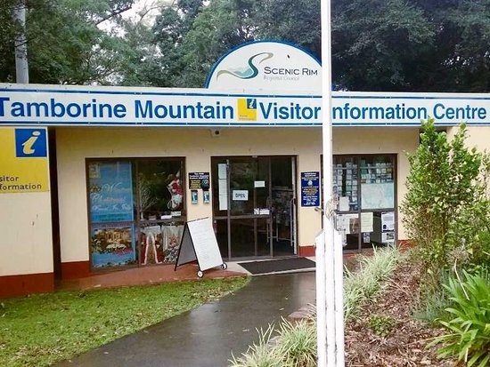 ‪Tamborine Mountain Visitor Information Centre‬