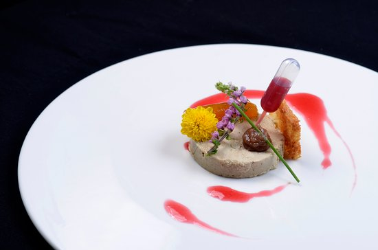 The Banjaran Hotsprings Retreat: The Chairman's Favourite - Foie Gras