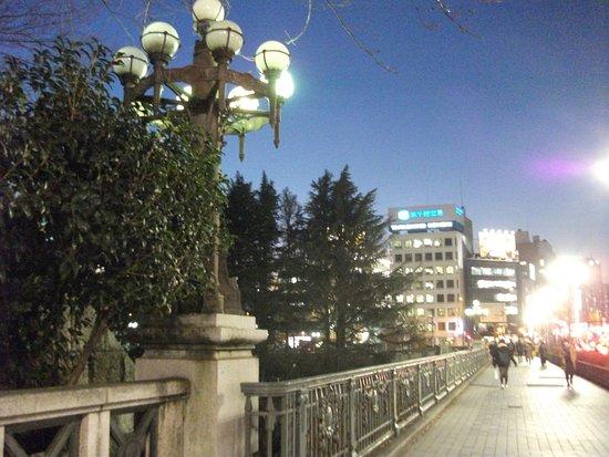 Yotsuya Mitsuke Bridge