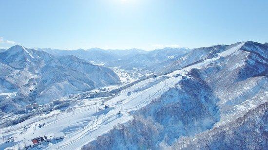 Minamiuonuma, Japón: 創業1949年。長年スノーヤーに愛され続ける最大の理由は、とにかく「山が面白い」の一言に尽きる。