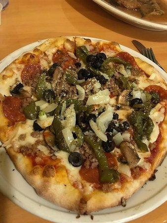 La Tavola Italian Restaurant Pizza The Works