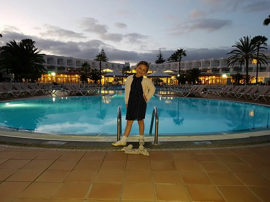 Clubhotel Riu Paraiso Lanzarote Resort Picture Of Hotel Riu