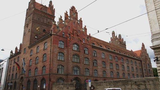 Das Oberlandesgericht Munchen