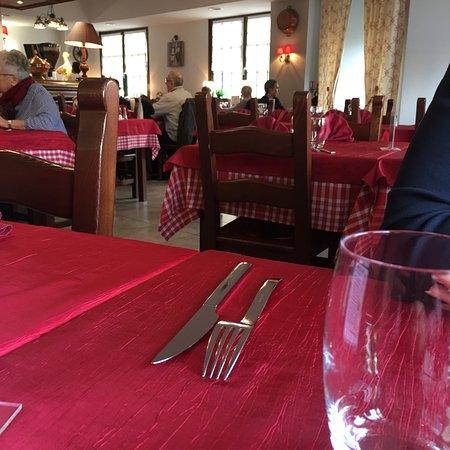 Restaurant Le Vieux Strasbourg Forbach