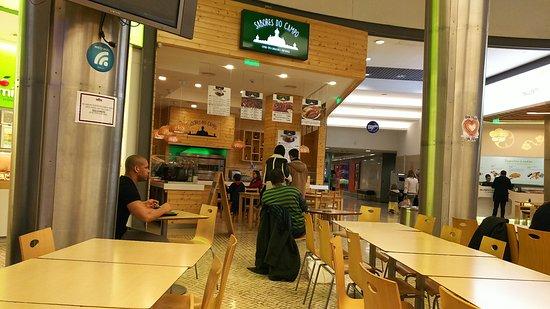 Campo Pequeno: フードコートの他のお店