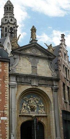 Saint Paul's Church : Great looking baroque church