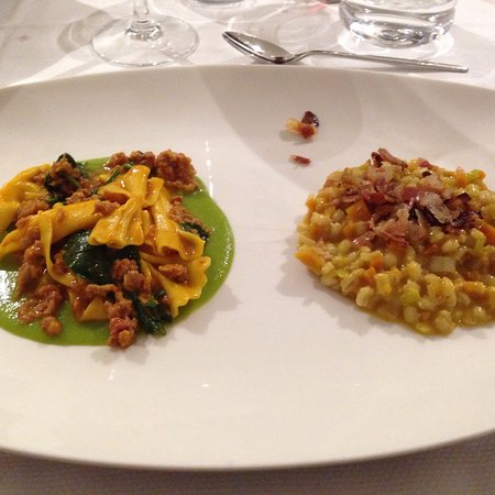 Sale in Zucca: Menú degustazione del 24/02