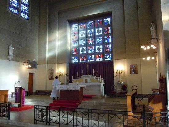 Église Saint Augustin des Coquetiers