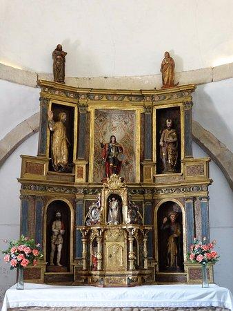 Iglesia Santo Tomas de las Ollas: Altar