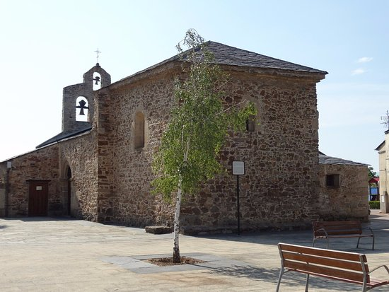 Iglesia Santo Tomas de las Ollas: Church