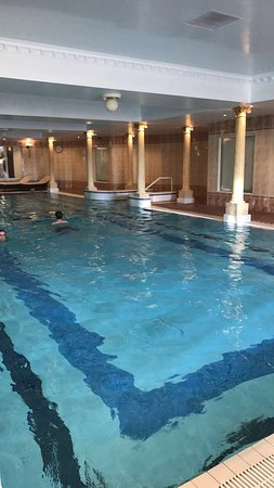 Indoor swimming pool thornton hall hotel - Wirral hotels with swimming pools ...