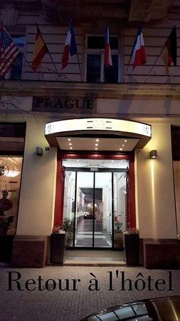 Hotel Caesar Prague: Snapchat-262674356_large.jpg