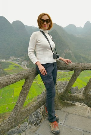 Wanfenglin Scenic Area, Beijing visitor