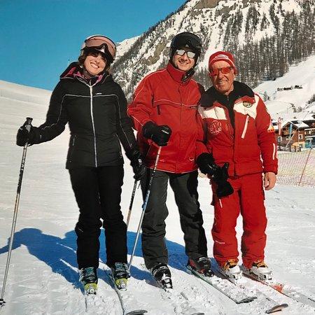 Centrale Scuola Sci e Snowboard: Il miglior maestro 😘