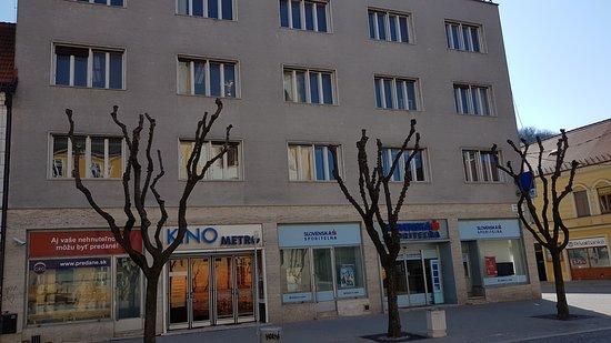 Trencin, Slovakia: Mestská sporiteľňa
