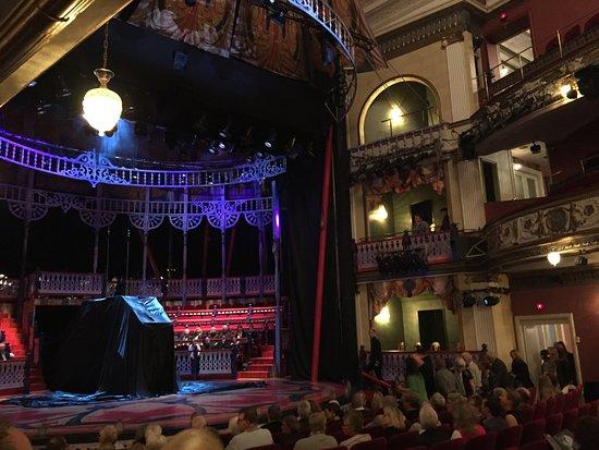 Salong - Bild från Det Ny Teater, Köpenhamn - TripAdvisor