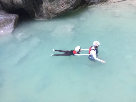 Island Trek Tours Canyoneering