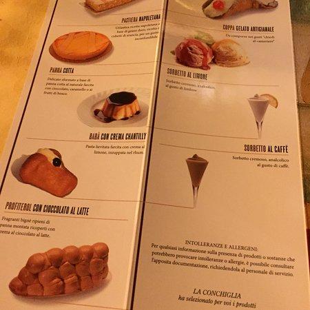 La Nuova Conchiglia : Pizzeria super