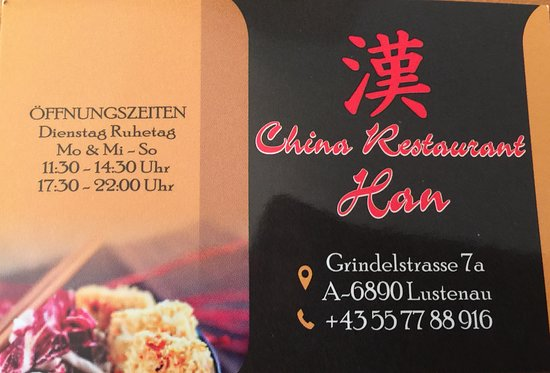 The New Business Card of Resto Han