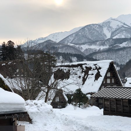 Shirakawa-Mura Local Kobo